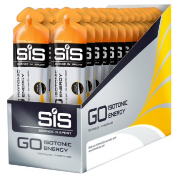 SiS Go Isotonic Energy Gel 30 шт 60 мл Тропические фрукты