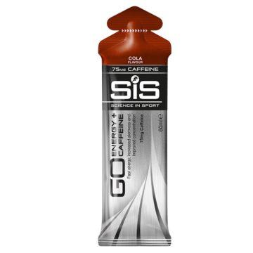 SiS Go Energy + Caffeine Gel 60 мл Кола