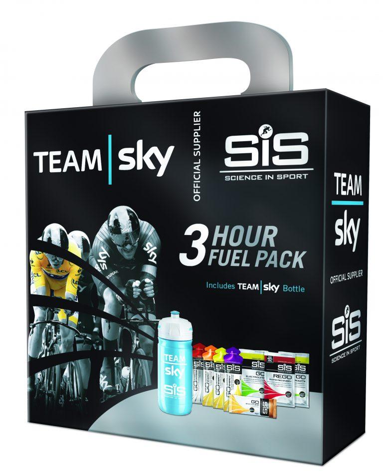 SiS & SKY 3hour Fuel pack, Набор подарочный Команда SKY