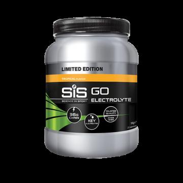 SiS Go Electrolyte Powder 1 кг Тропические фрукты