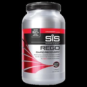 SiS Rego Rapid Recovery 1,6 кг Клубника