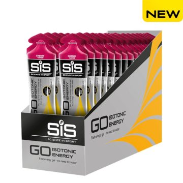SiS Go Isotonic Energy Gel 30 шт 60 мл Вишня