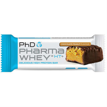 PhD Pharma Whey HT+ Bar 75 г Шоколад/арахис