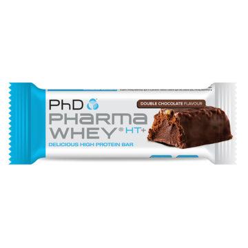 PhD Pharma Whey HT+ Bar 75 г Двойной шоколад