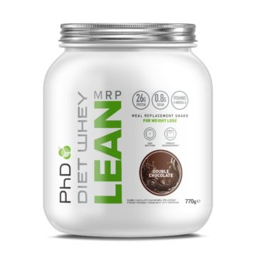 PhD Diet Whey Lean MRP 770 гр Двойной шоколад