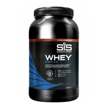 SiS Whey Power 1 кг Шоколадный брауни