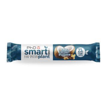PhD Smart Bar Plant 64 г Кокос и кешью