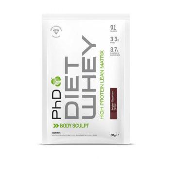 PhD Diet Whey Sachet 50 г Бельгийский шоколад