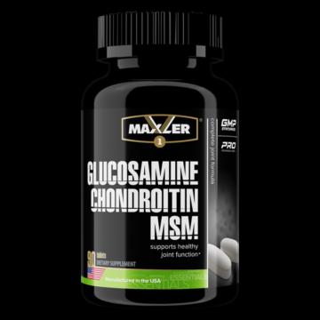 Maxler Glucosamine Chondroitine MSM