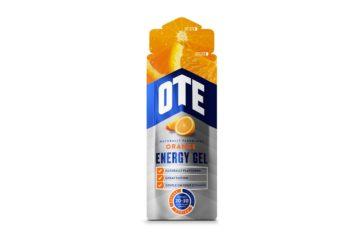 Гель углеводный OTE Апельсин 56 гр 20 шт Упаковка