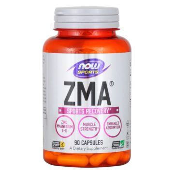 NOW ZMA 1082 mg 90 капсул